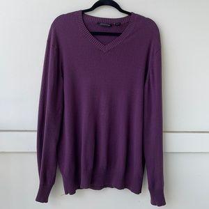 Sean John Purple Sweater